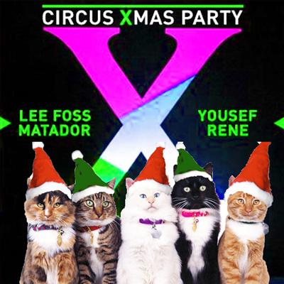 circus cats